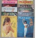 Playboy Magazines 1965 Complete