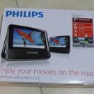 PORTABLE DVD PLAYER DUAL SCREEN PHILIPS