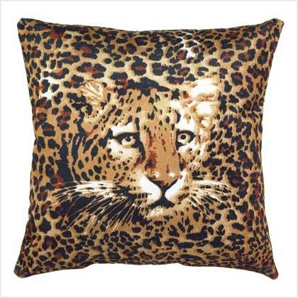 Leopard Accent Pillow