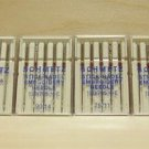 20 Schmetz Embroidery & Metallic Needles