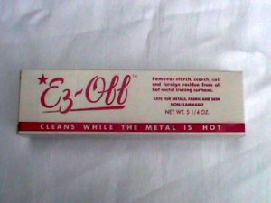 Ez-Off Iron Cleaner