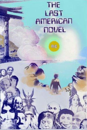 The last American novel (rare graphic novel)