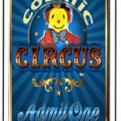 Cosmic Circus-  rare DVD based on the graphic novel trilogy