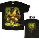 40708 - WWE Rey Mysterio 619 Green Logo T-Shirt