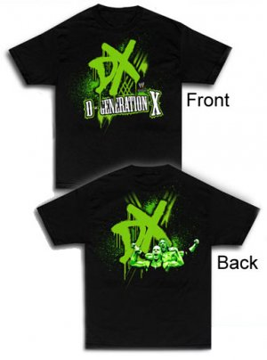 40667 - WWE DX Image -- D Generation X T-Shirt