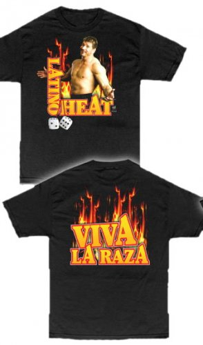 40598 - WWE Eddie Guerrero Latino Heat T-Shirt