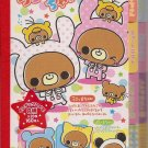 Crux Baby Bears in Costumes Tabbed Memo Pad