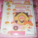 Wizard Co. Kongali Donuts Letter Set
