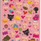 Mind Wave Piggies and Sweets Sticker Sheet