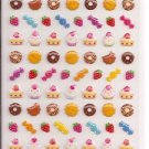 Mind Wave Mini Cakes, Donuts, and Sweets Sticker Sheet