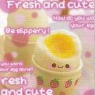 Preco Boiled Egg Mini Memo Pad