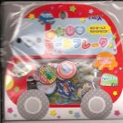 Crux Cars and Vehicles 3D Sticker Sack