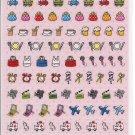 Mind Wave Mini Daily Activities Sticker Sheet