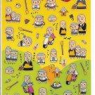 Mind Wave Monks Sticker Sheet