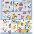 San-X Pharmacy Panda Sticker Sheet