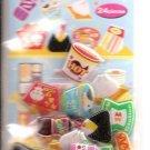 Crux Japanese Supermarket Puffy Sticker Sack