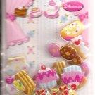 Crux Desserts Puffy Sticker Sack