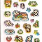 Crux Cute Animals Sticker Sheet