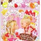 Crux Sweet Lovely Girls Heart Sticker