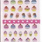 Lemon Co. Cupcakes and Macaroons Mini Sticker Sheet