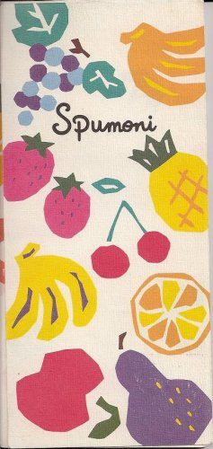 Sanrio Spumoni Fruits Long Memo Pad