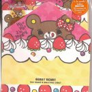 Mind Wave Berry Bear Letter Set