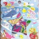 Q-Lia Ocean Animals Sticker Sack