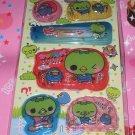 Crux Kappa San 3D Shakers Sticker Sheet