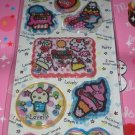 Crux Sweets Dream 3D Shakers Sticker Sheet