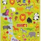 Mind Wave Smile Animal Reserve Sticker Sheet