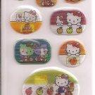 Sanrio Hello Kitty Holographic Sticker Sheet
