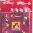 Sun Star The Little Mermaid Sticker Pack