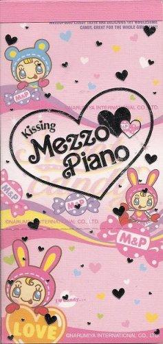 Narumiya International Co. Mezzo Piano Long Memo Pad