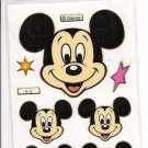 Sun Star Disney Mickey Mouse Sticker Sheet