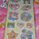 Kamio Happy Maker Sparkly 3D Shakers Sticker Sheet
