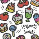 Crux Happiness Sweets Mini Memo Pad