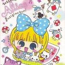 Q-Lia Alice in Wonderland Mini Memo Pad