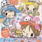 Crux Fast Food Girls Mini Memo Pad