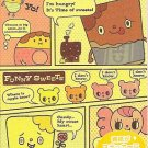 Mind Wave Funny Sweets Mini Memo Pad