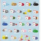 Mind Wave Rabbit Pills Sticker Sheet