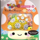 Q-Lia Very Much Mushroom Sticker Sack