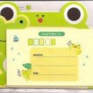 Japanese Frog Mismatched Letter Set