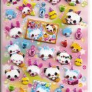Crux Magical Animals Puffy Sticker Sheet