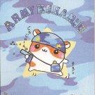 Q-Lia Army Kohamu Mini Memo Pad