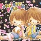 Crux Precious Friends Mini Memo Pad