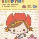 Crux Good Time Mini Memo Pad