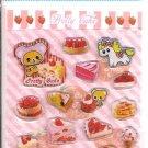 Lemon Co. Pretty Cake Epoxy Mini Sticker Sheet