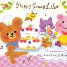 Kamio Happy Sunny Life Mini Memo Pad