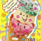 Kamio Smile Sweet Day Mini Memo Pad