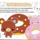 Kamio Chibikuma Donuts Mini Memo Pad
